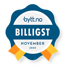 Billigste abonnement november 2020 - Bytt.no
